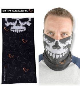 SAVAGE GEAR BRAGA SKULL TEC - TUBE