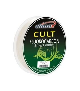 CLIMAX CULT FLUOROCARBONO SNAG LEADER 0,60MM 50M