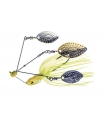 MOLIX LOVER SPINNERBAIT WHITE/CHARTREUSE