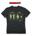 "STARBAITS CAMISETA ""PROBLEM SOLVED"""