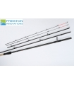PRESTON COMPETITION PRO 12' MEDIUM FEEDER 3 TRAMOS + 2 PUNTERAS