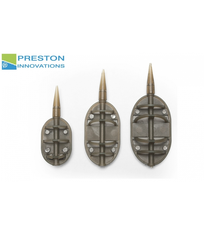 PRESTON INNOVATIONS METHOD FEEDER IN-LINE IMPROVED XL 45G