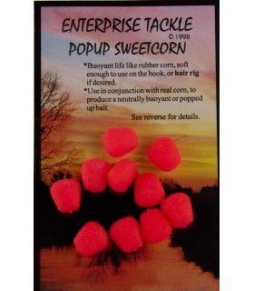 ENTERPRISE TACKLE POPUP IMITATION SWEETCORN