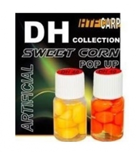 HTF CARP SWEET CORN POP UP ARTIFICIAL DH40 SALTY 1 + 1