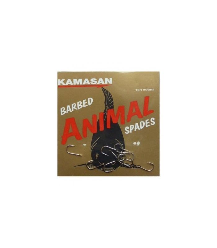 KAMASAN ANIMAL BARBED Nº10