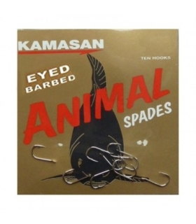KAMASAN ANIMAL BARBED Nº10