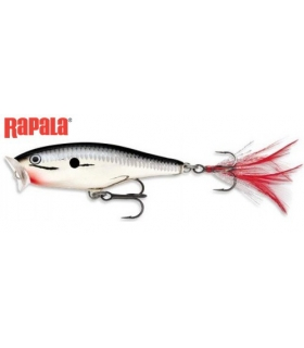 RAPALA SKITTER POP TOP WATER SP-5 CHROME