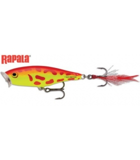 RAPALA SKITTER POP TOP WATER SP-5 ORANGE FROG