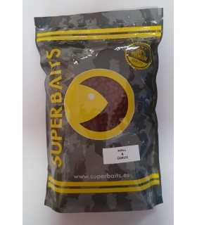 SUPER BAITS PINEAPPLE & BANANA PELLET 6MM 900G
