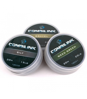 NASH COMBI-LINK 25lb SILT 20m