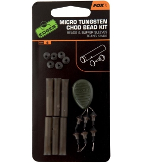 FOX MICRO TUNGSTEN CHOD BEAD KIT