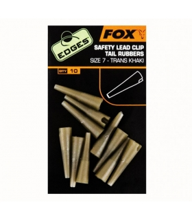 FOX SAFETY LEAD CLIPS PEGS Nº 7