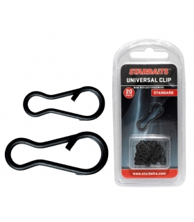 STARBAITS CLIP UNIVERSEL SMALL