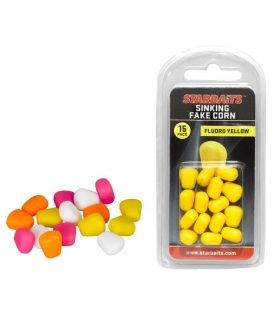 STARBAITS STANDARD POP-UP FAKE CORN FLUORO PINK