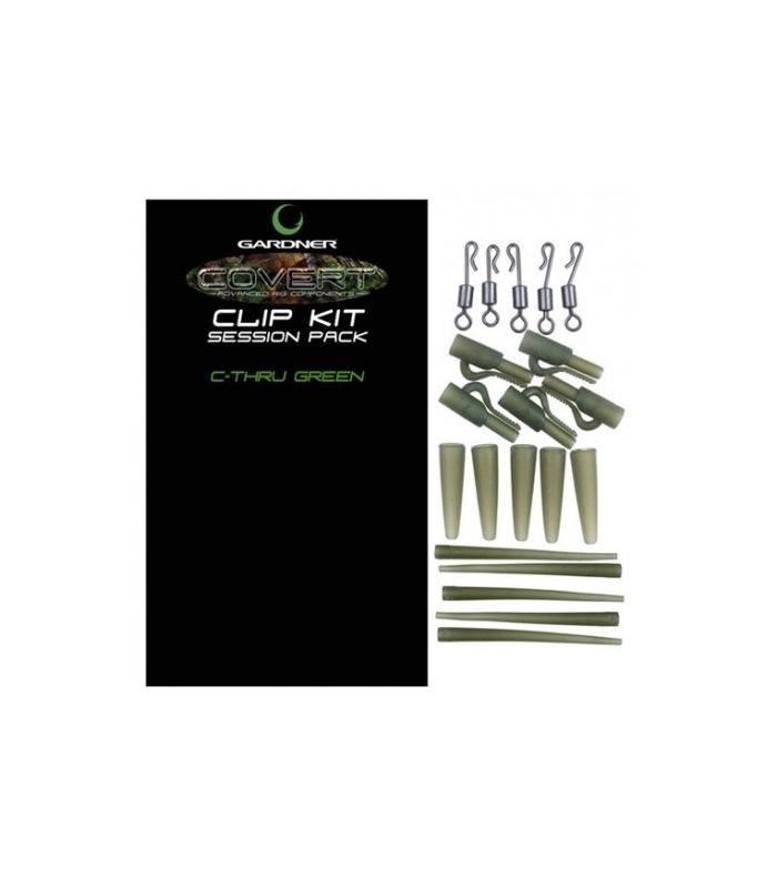 GARDNER CLIP KIT SESSION PACK GREEN
