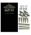 GARDNER CLIP KIT SESSION PACK GREEN