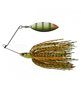 JINZA SPINNERBAIT STONY WATERMELON WHITE 14GR