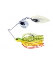 MOLIX FS SPINNERBAIT DOUBLE WILLOW HOT TIGER 5/16OZ