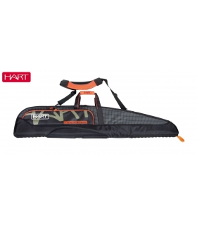 HART RST-RIFLE REINFORCED SOFT CASE-C.BLACK/RIP STOP
