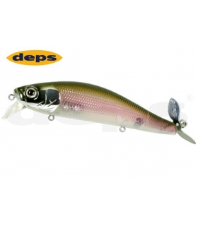 DEPS SPIRALMINNOW FLASH TIGER