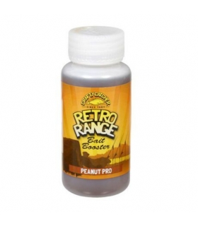CRAFTY CATCHER RETRO RANGE BAIT BOOSTER PEANUT PRO 250ML