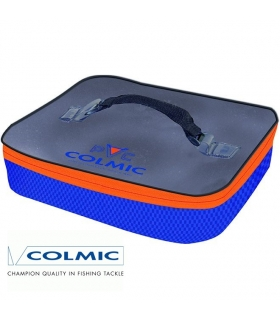 COLMIC BOLSO PVC PLASTIC BAIT BOX HOLDER (32x26,5)