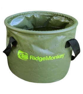 RIDGEMONKEY 15 LITRE COLLAPSIBLE WATER BUCKET