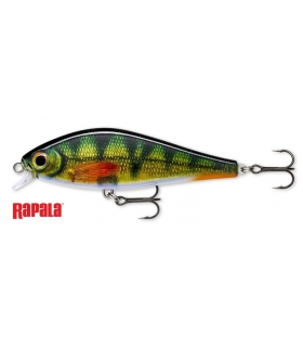 RAPALA SUPER SHADOW RAP LIVE PERCH 16CM PREDATOR BAIT SLOW SINKING