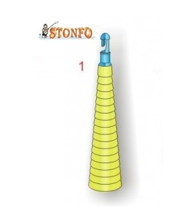 STONFO CONO REGULABLE DE 5.6 A 12 MM