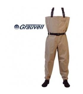 GRAUVELL X-TEK CAMEL VADEADOR TRANSPIRABLE TALLA: L