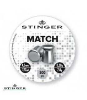 STINGER BALINES MACHT 4.5MM 500PK