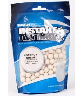 NASH INSTANT ACTION COCONUT CREME 15MM