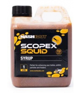 NASH SCOPEX SQUID SYRUP 1L