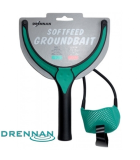 DRENNAN GROUNBAIT MEDIUM LATEX 25M A 60M