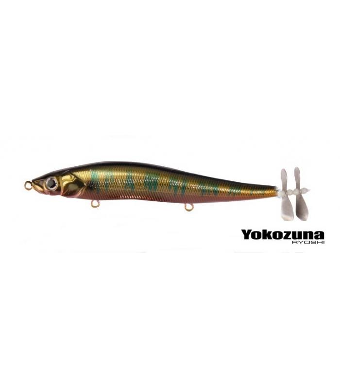 YOKOZUNA DOKKER 110 SUSPENDING COLOR 639