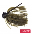 HART TUNGSTEN JIG FOOTBALL 3/4 COLOR TO