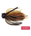 HART TUNGSTEN JIG FOOTBALL 3/4 COLOR OF