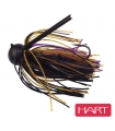HART TUNGSTEN JIG FOOTBALL 3/4 COLOR MA