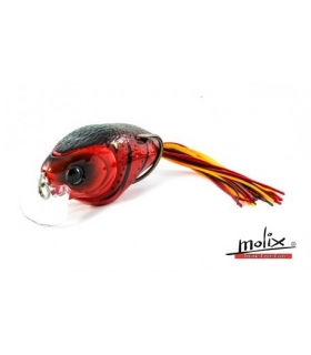 MOLIX SUPERNATO 70 MM 20 GMS COLOR RED CRAW
