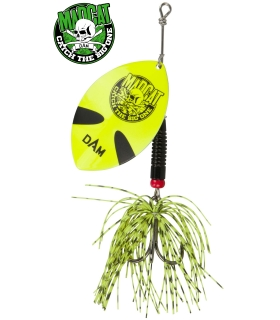 MADCAT BIG BLADE SPINNER 55GRS FLUO YELLOW