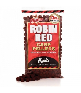 DYNAMITE BAITS ROBIN RED CARP PELLETS 8MM