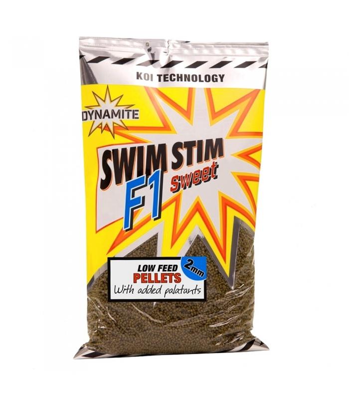 DYNAMITE SWIM STIM F1 SWEET PELLETS 4MM