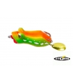 STORM BASHO FROG 65 MM 14.5 GMS COLOR ORANGE BACK TONOSAMA