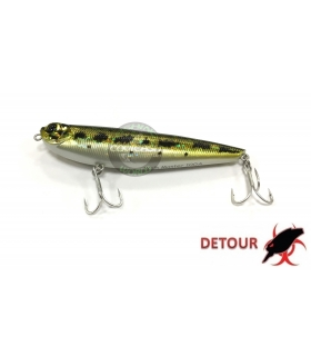 DETOUR BITURBO 110 COLOR GHOST CITRUS SHAD