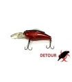 DETOUR MOGUL EVOLUTION 60DR COLOR CLEAR RED