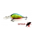DETOUR DEEP HUNTER 70DR COLOR BLUEBACK CHARTREUSE