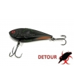 DETOUR HEART ATTACK 70S COLOR MATTE BLACK RED EYE