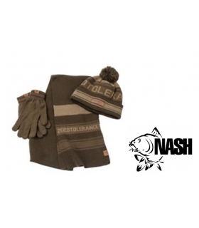 NASH ZT HAT, SCARF & GLOVE SET