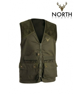 NORTH COMPANY BEARN VEST TALLA S