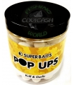 SUPER BAITS POP UPS KRILL & GARLIC